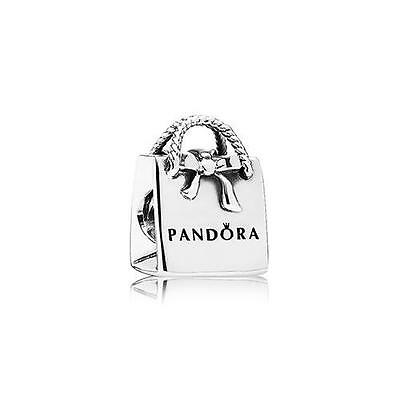 Genuine S925 Sterling Silver Pandora Bag Charm
