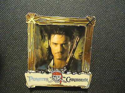Disney Pirates Of The Caribbean Will Turner Pin