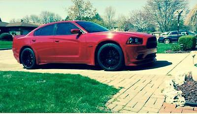 2011 Dodge Charger RT 2011 dodge charger road and track package