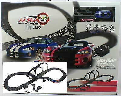 Viper Challenger 1:64 Scale Slot Car Racing Track NEW IMPROVED 2016