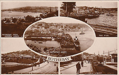 Multiview, ROTHESAY, Isle Of Bute RP
