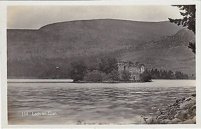 Loch An Eilan & Castle, Nr AVIEMORE, Inverness-shire RP