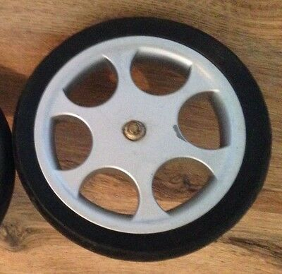 Mamas & Papas Replacement Wheel X 1 for SOLA - GLIDE - ZOOM -  X 1 BACK WHEEL