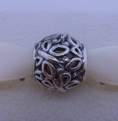 Genuine Authentic Pandora Sterling Silver 925ALE Hollow Butterfly Bead/Charm