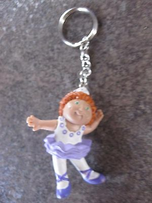 Rare Vintage Cabbage Patch Kids  Figurine  Key Ring  New