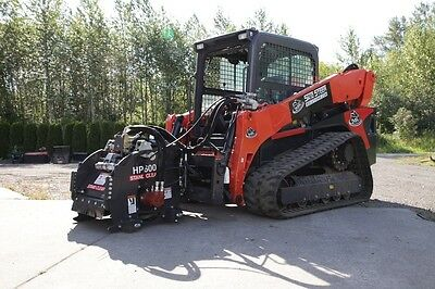 Bradco HP600 Concrete Cold Planer - Skid Steer Concrete Shaver Attachment