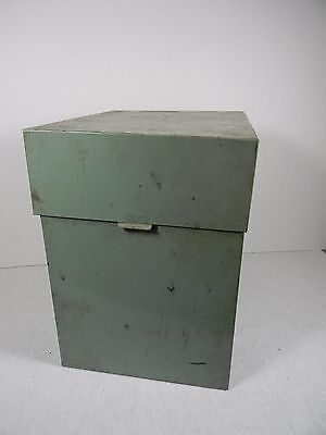 Shell Oil  1960S Gas Oil Service Station Work Order Box Rare