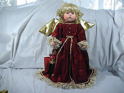 Goebel Angel Doll Musical Limited547/5000 Sweet Melody, Gobel