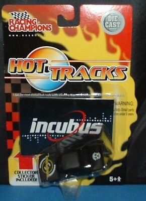 Racing Champions Hot Tracks Incubus 1:64 Die Cast Hot Rod Toy Car MIP 2001
