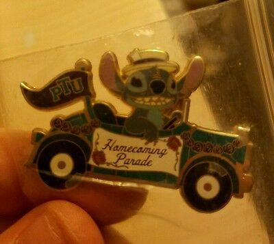 Pin Trading University Homecoming Floats Stitch Pre Production PP LE 300 Pin