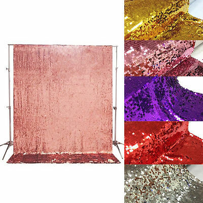 """80"""" Sparkly Sequin Photo Backdrop,Wedding Photo Booth, Photography Background"""