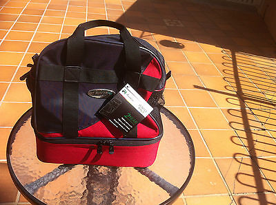 lawn bowls bag and accessories