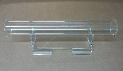 """NEW Clear 15"""" Acrylic Wrist Watch / Bracelet Display for Countertop or Slat Wall"""