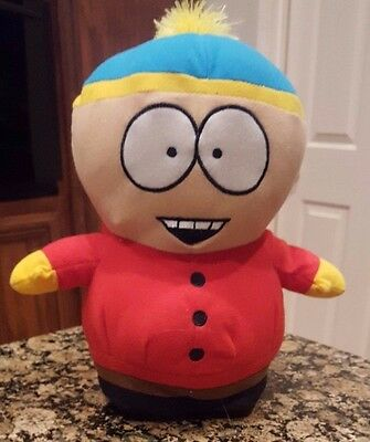 "South Park Cartman Stuffed Plush Toy Doll 8"" Nanco"