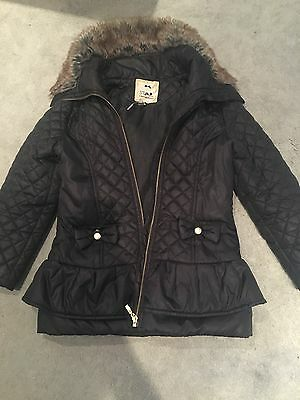 Girls Star By Julien Macdonald Jacket Great Condition Age 9/10