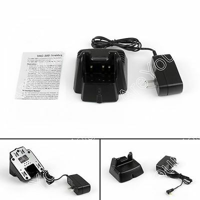 1Pcs Desktop Battery Rapid Charger For Vertex VX231 VX351 VX354 CD-34 VAC-300B B