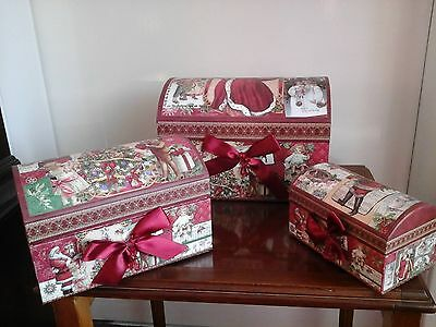 Christmas Present / Storage Boxes Special Edition (Set of 3)
