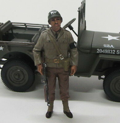 Figuren ( MP USA Soldat Soldier 3 ) 1:18 American Diorama