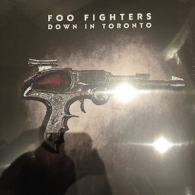 Foo Fighters - Down In Toronto - New - 2 X  Lp Vinyl - Sealed