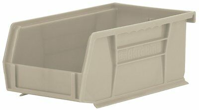 Akro-Mils 30220 Plastic Storage Stacking Hanging Akro Bin, 7-Inch by 4-Inch by 3