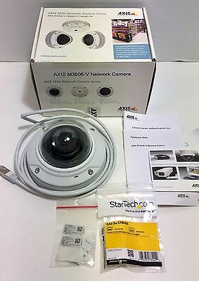 Axis M3006-V Camera NEW In Open Box!  0514-001.