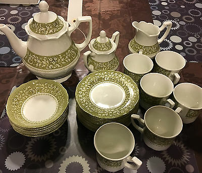 Vintage J & G Meakin Royal Staffordshire Sherwood Ironstone Your Choice
