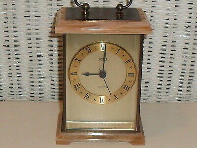 """""""smiths"""" Carriage Clock"""