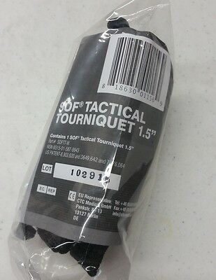 """Tactical Medical Solutions SOF Tactical Tourniquet 1.5"""" Wide SOFTT-W"""