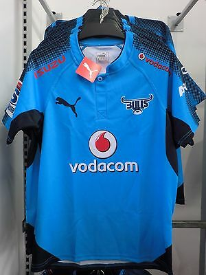 Bulls 2017 Home Rugby Jersey Shirt Puma Mens New ALL SIZES Super Africa Official