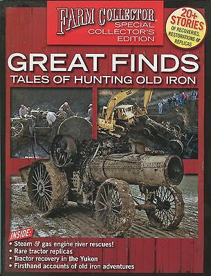 Farm Collector Special Collector's Edition Great Finds Tales of Hunting Old Iron