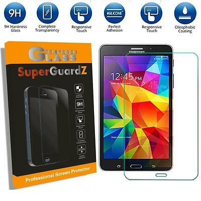 "2X Tempered Glass Screen Protector For Samsung Galaxy Tab E Lite 7"" + LED Stylus"