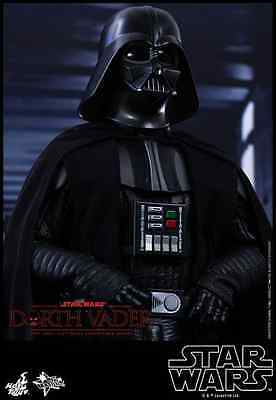 Star Wars Darth Vader Ep 4 1:6 Scale Action Figure By Hot Toys