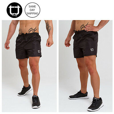 TWOTAGS Performance Shorts GYM BODYBUILDING TRAINING RUNNING MENS RUNNING SPORTS