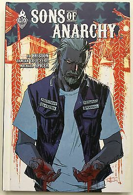 Sons of Anarchy - Tome 3  - Eo - Tbon - Ankama
