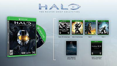 Halo: The Master Chief Collection | XBOX One Download Key Code | Region-free