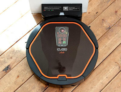 Robot Vacuum Cleaner with Camera Mapping Technology - Made in Korea, not China