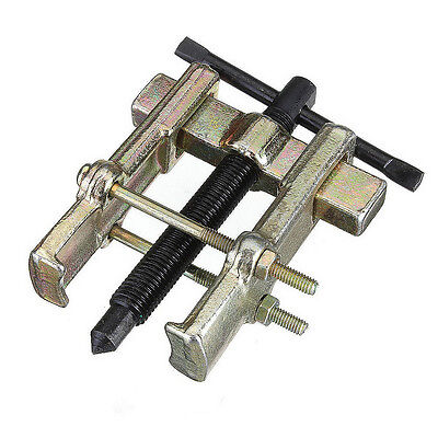"""2"""" 65mm Two Jaws Gear Puller Bearing Disassembly Tool Spiral Technology #QW チ"""