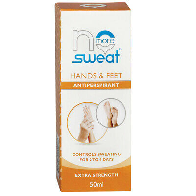 No More Sweat Hands And Feet 50ml