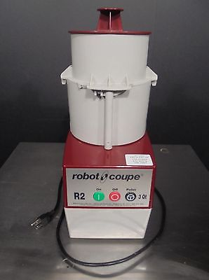 Food Processor Robot Coupe R2C  $450 + $38.00 Shipping