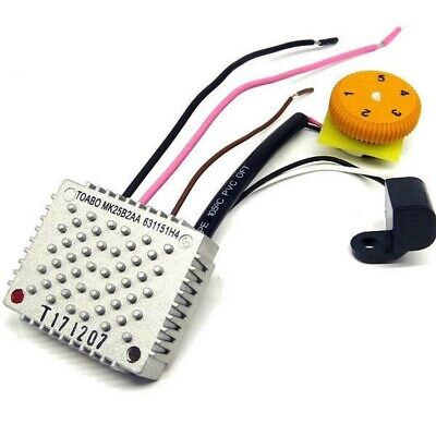 Makita Controller 240v for Router 3612C  631151-4