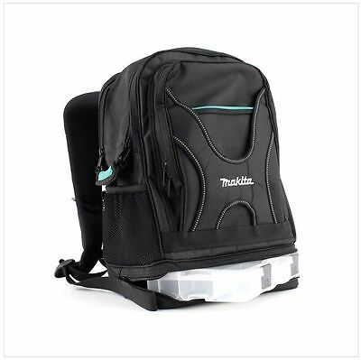 NEW Makita P-72017 Backpack for Tools and Travel with Small Item Organiser