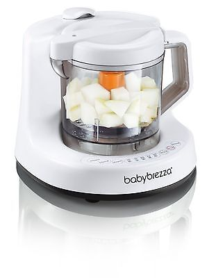 Baby Brezza One Step Baby Food Maker, White