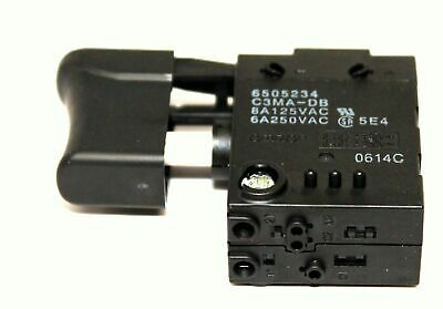 NEW Makita Original 650523-4 Switch for 6953 TW0200 TW0250 220-240V