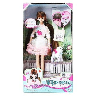 MIMIWORLD Seveenteen mimi Adate with poodle/doll/Toy/Children