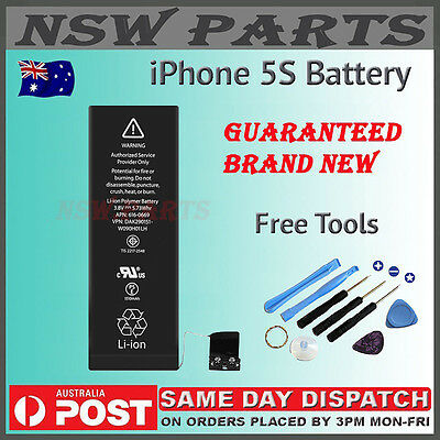 For iPhone 5S 5C Brand New Genuine Original Internal Battery Replacement
