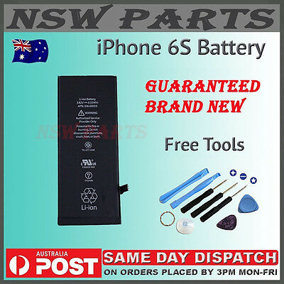 For Apple iPhone 6S Brand New Genuine Original Internal Battery Replacement