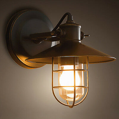 Wrought Iron Lights Wall Lighting Fixtures Vintage Wall Mounted Light Fittings