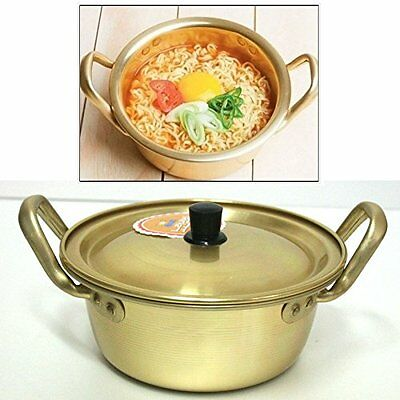 "Korea Noodle Pot / Hot Shin Ramyun Aluminum Pot 6.3""(16cm)/ Traditional HOT POT"