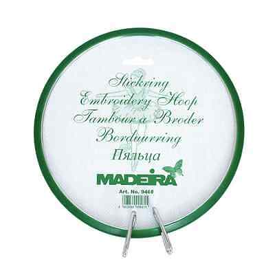 Madeira Plastic Spring Embroidery Hoop 13cm 18cm