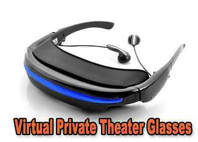 Virtual Private Theater Glasses - 52 Inch Wide Screen Display - Stock in AU